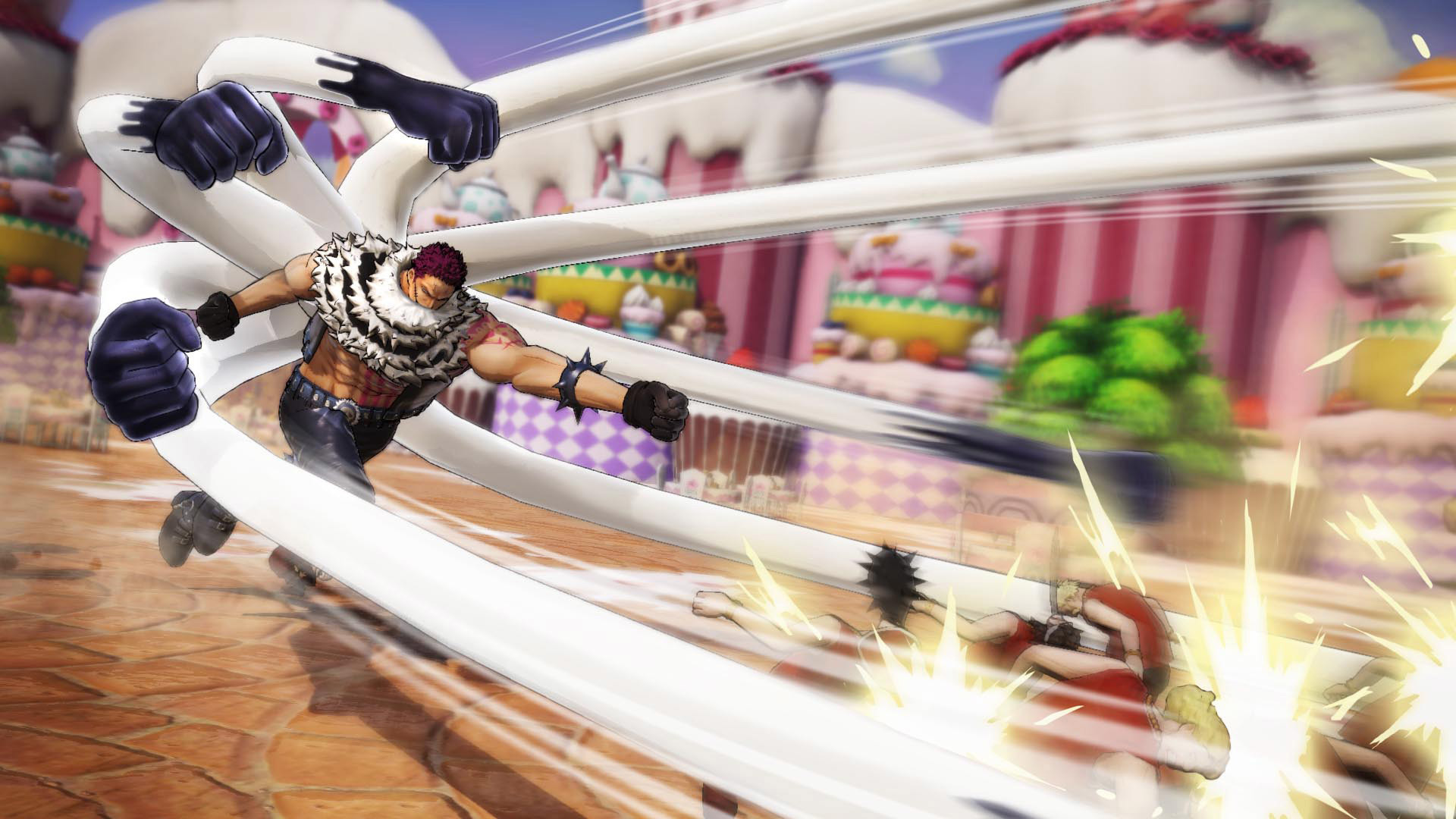 One Piece: Pirate Warriors 4 game screenshot
